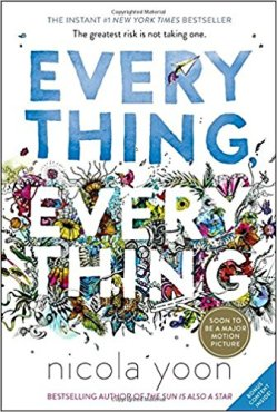 Everything Everything by Nicola Yoon Book Review, Buy Online