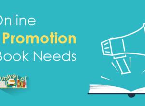 Best Online Book Promotion Service - Vowelor Author Program