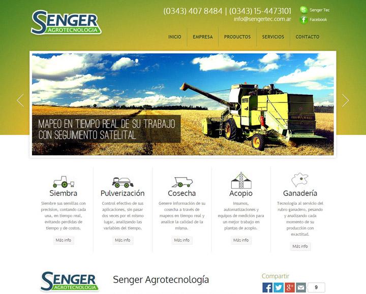Senger Agrotecnología