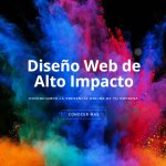 diseño web de alto impacto