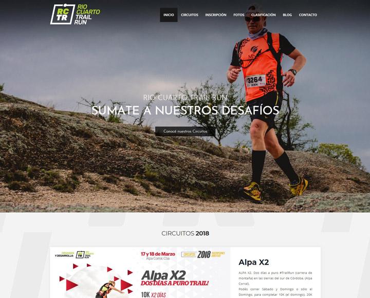 Río Cuarto Trail Run