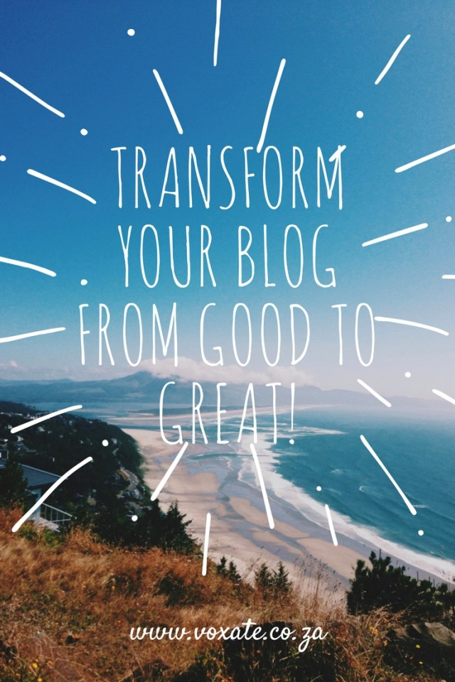 How to write a great blog