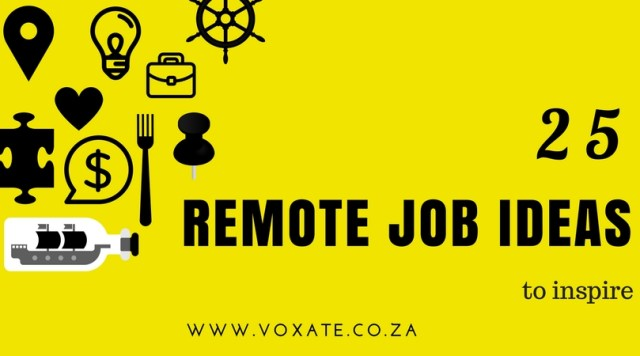 remote jobs for freelancers and others