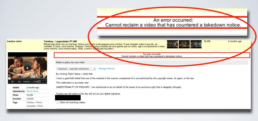 How DMCA Abuse Hurts Content Creators