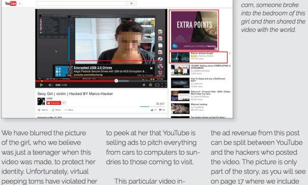 Digital Citizens Alliance Uncovers (monetized) RAT Infestation on YouTube