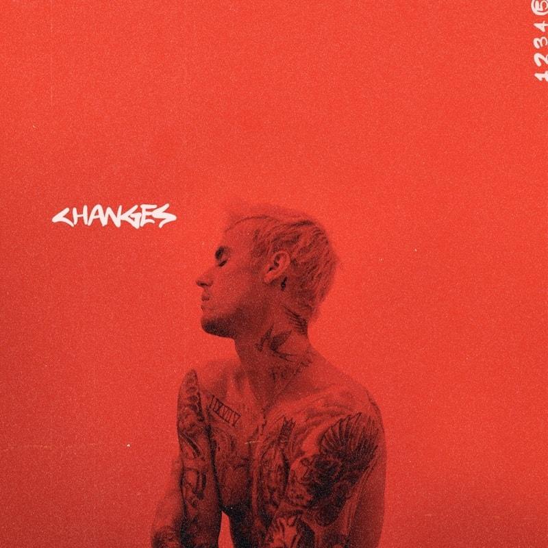Changes Album by Justin Bieber