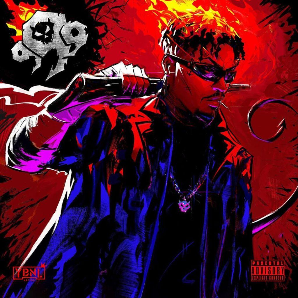 999 EP Album by Olamide