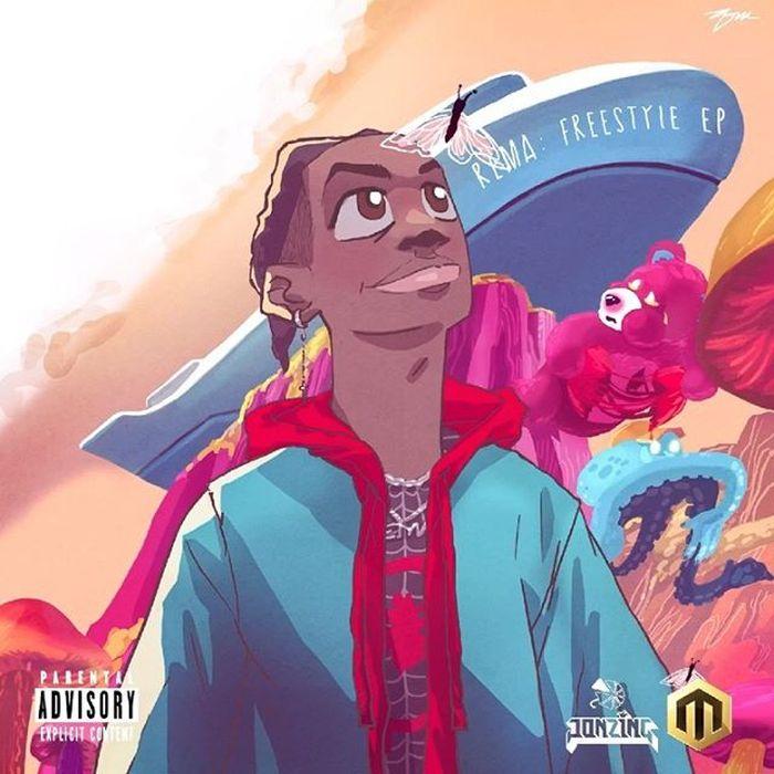 rema freestyle ep album