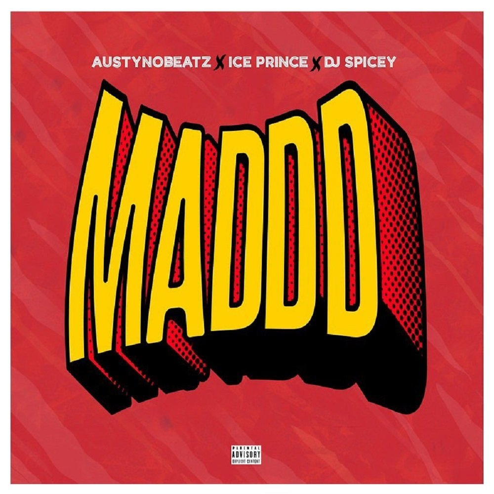 Austynobeatz, Ice Prince, and DJ Spicey hit the jam on Maddd