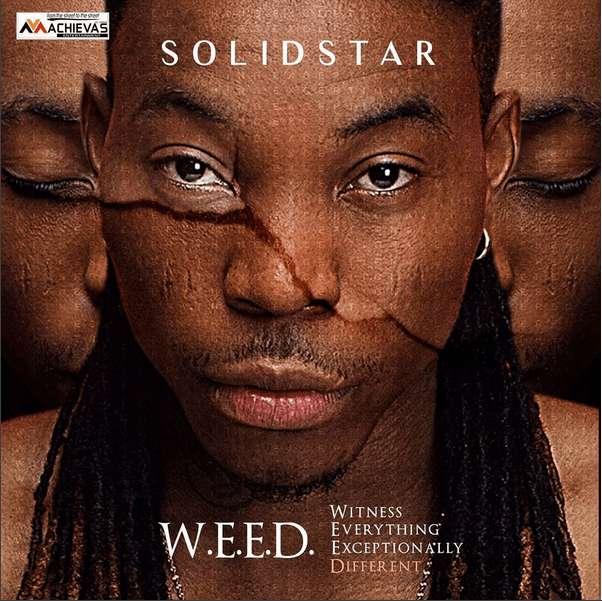 Solidstar Weed Art