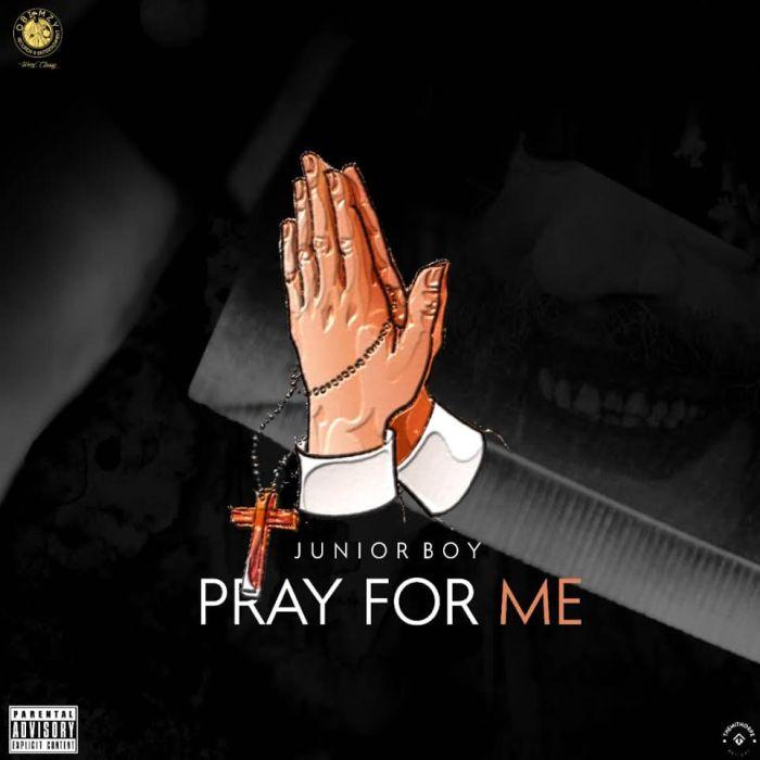 Junior Boy Pray For Me