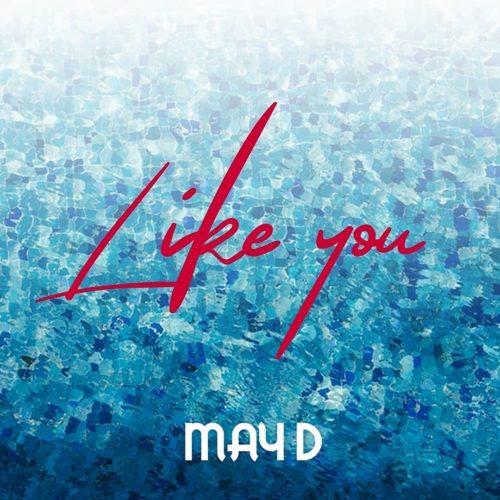 May D Like You artwork