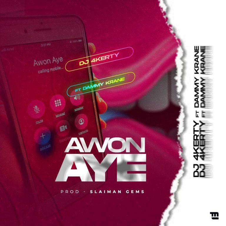 DJ 4Kerty Awon Aye 768x768 1