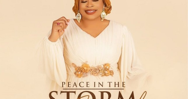 Sinach Peace In The Storm