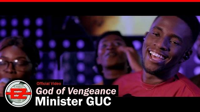GUC – God of Vengeance Artwork