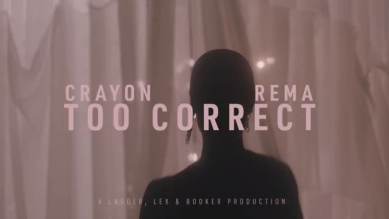 Crayon Too Correct Video