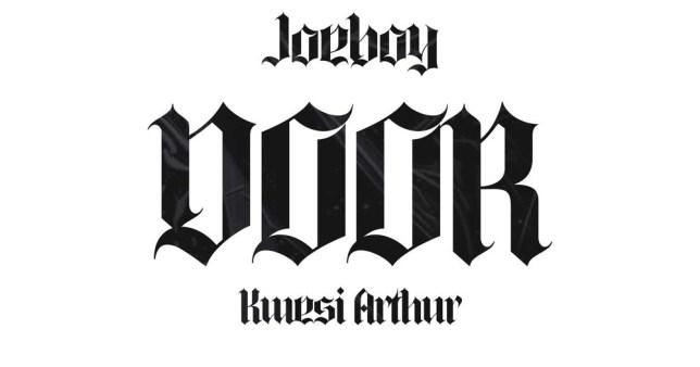 Joeboy Door artwork
