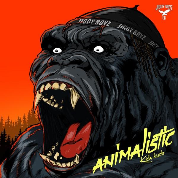 Kida Kudz Animalistic 1