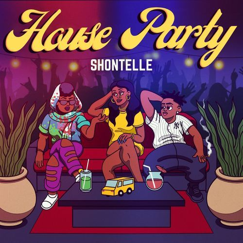 Shontelle House Party Ft Dunnie 1