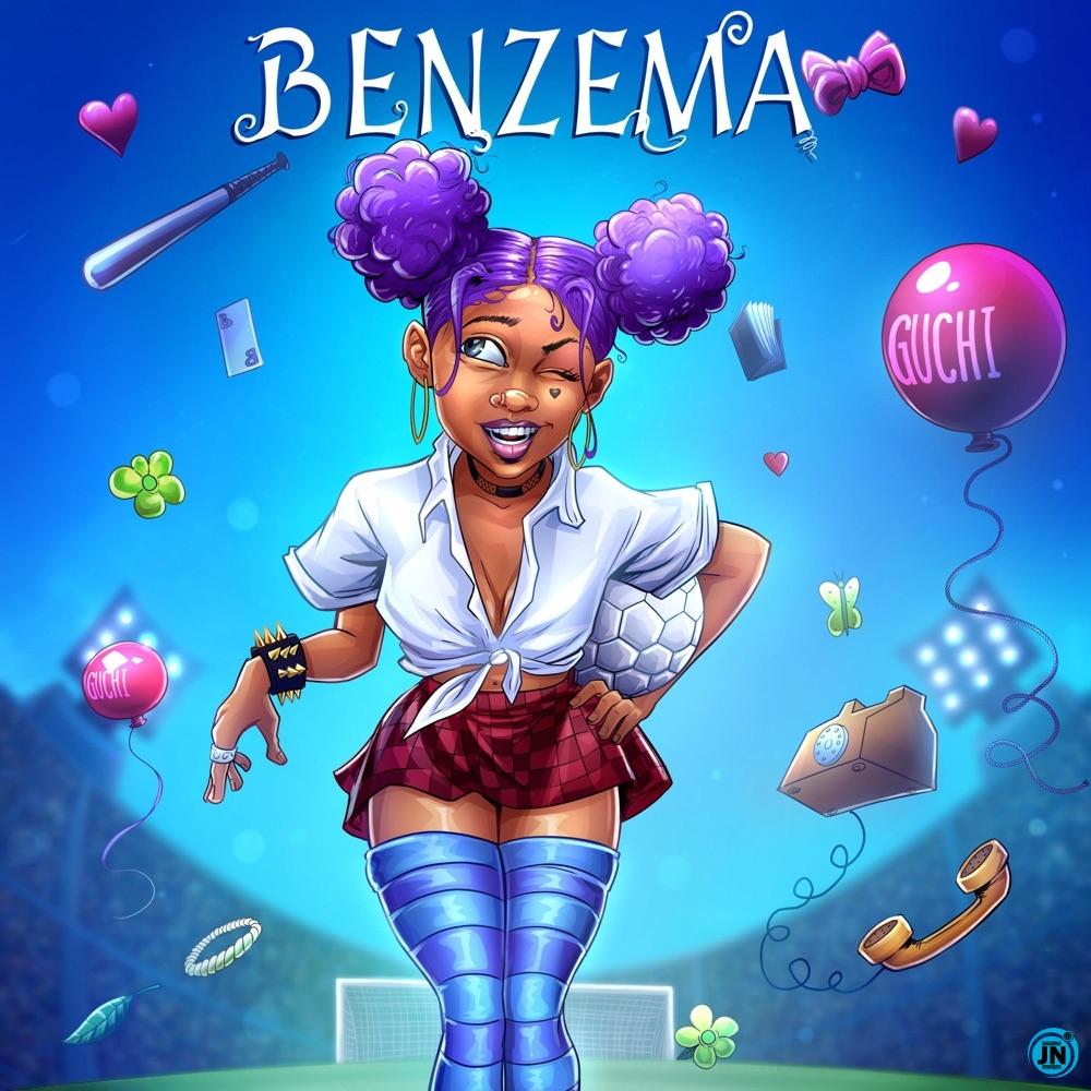 Guchi Benzema artwork