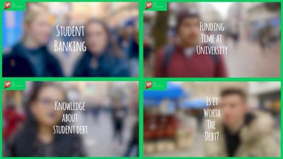 Students' opinions on Student Finance & the cost of University