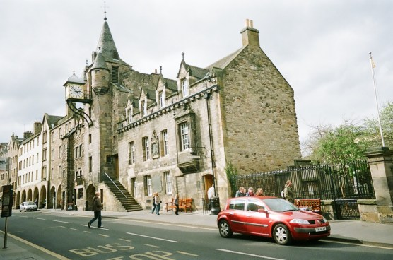 Canongate Tollbooth