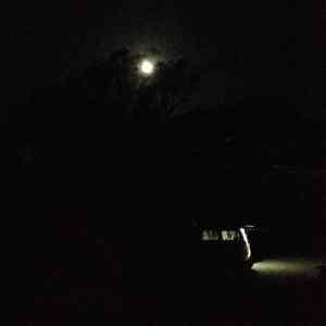 Van au clair de lune - Arthur's Creek