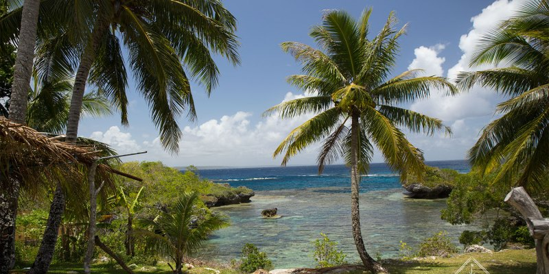 Paysages de Lifou - Nouvelle-Calédonie
