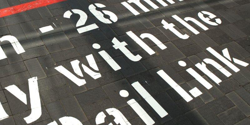 Wynyard Quarter - Auckland - signalétique