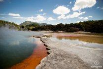 Champagne Pool - Wai-O-Tapu - Rotorua