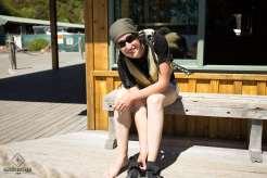 Dernier préparatifs pour le Kayak-Camping_Clem _ Abel Tasman National Park