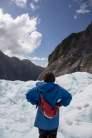 Le Hobbit au Glacier Franz Josef
