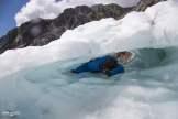 Mumu femme des glaces - Glacier Franz Josef