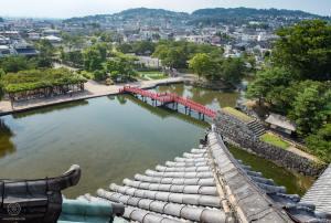 Jardins - château de Matsumoto
