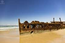 Maheno Shipwreck- Fraser Island - Australie