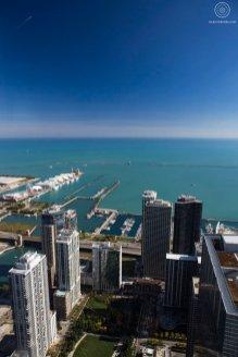 Marina et Lac Michigan - Chicago
