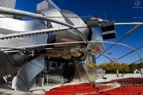 Pavillon Jay Pritzker par Frank Gehry - Millenium Park - Chicago