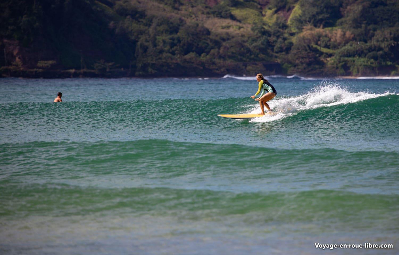 École de surf Hanalei - Hawaii
