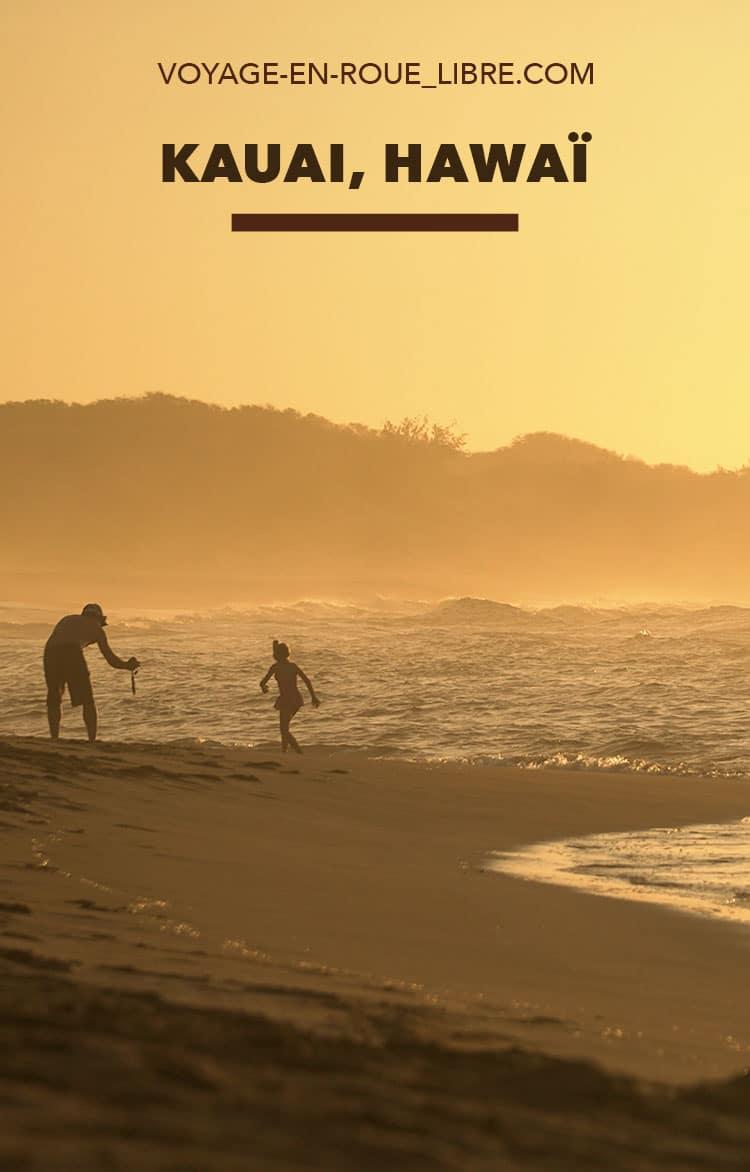 Kauai est une des îles les moins visitées de l'archipel d'Hawaï et pourtant, elle vaut le détour. Dans cet article, nous te proposons un itinéraire de 5 jours. Mais dis-toi bien que tu pourrais facilement rester 2 semaines sur l'île et toujours découvrir de nouveaux endroits…