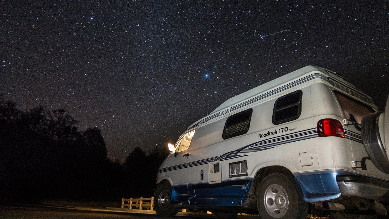 van sous les étoiles