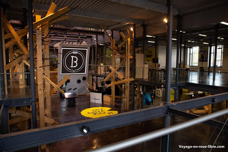 La Plaine Image située à Tourcoing - Métropole Européenne de Lille - est un soutien majeur pour à la création.