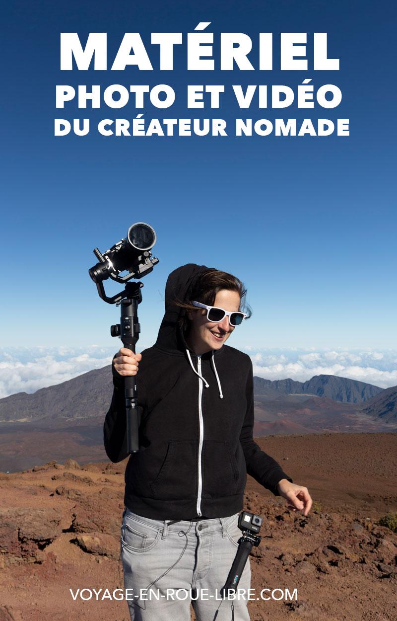 Nous nous faisons souvent demander ce que nous avons dans nos sacs à dos de digital nomads ! C'est bien évidemment là que nous rangeons tout notre matériel photo et vidéo.En effet, ce sont les sacs qui restent la plupart du temps avec nous que ce soit pour prendre l'avion ou lors de nos déplacements. Mais que renferment-ils exactement ? Nous avons donc décidé d'écrire cet article pour éclaircir le mystère !#materielphoto #materielvideo #createursnomades #vienomade #digitalnomad #photo #video #sacvoyage #sacphoto