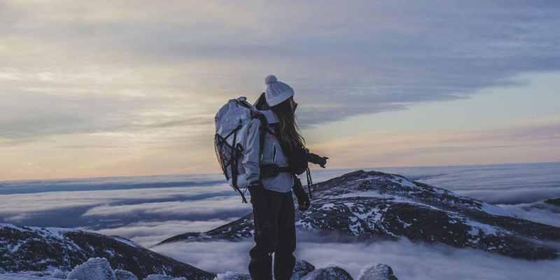 Une vidéaste d'expédition - Caroline Côté