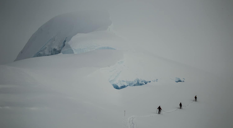 cinéaste - vidéaste pour une expédition en Antarctique