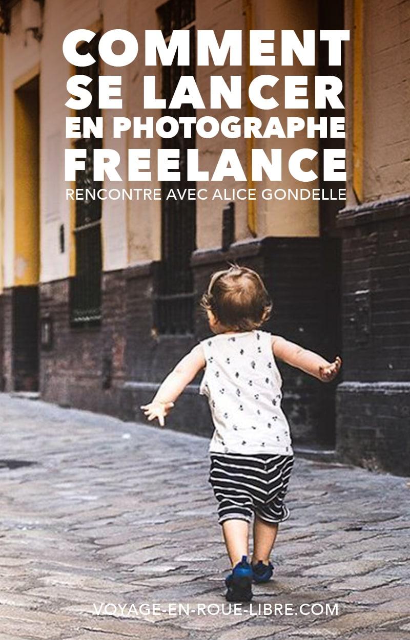Comment se lancer en photographe freelance ?