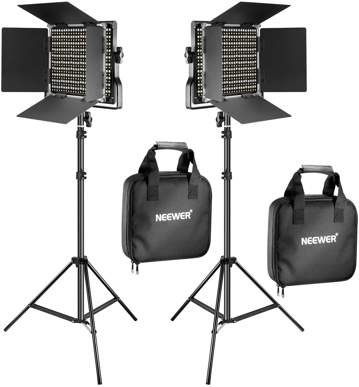 Les lampes neewer : une solution abordable et très efficaces pour éclairer ton studio d'enregistrement !