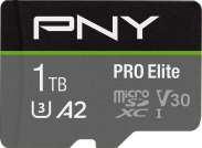 Les cartes micro-SD de PNY sont fiables et de haute capacité : jusqu'à 1 To.