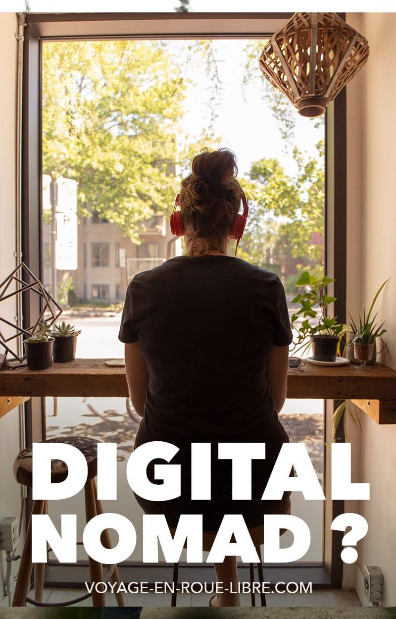 """Clique ici pour découvrir la signification de """"digital nomad"""" ou encore du """"nomadisme numérique"""". Découvre le guide complet du digital nomad."""