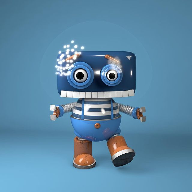 Clem crée des personnages sur les routes pour certains de ses clients - character designer et digital nomad.