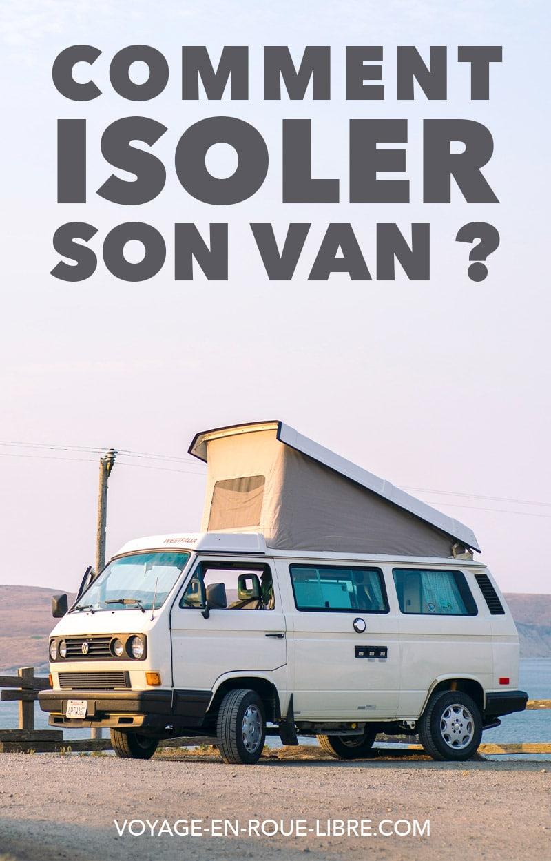 Comment isoler son van, son fourgon aménagé ou son bus ?  Cette question est plutôt complexe à première vue : les réponses disponibles en ligne, sur YouTube ou sur les groupes sont souvent divergentes.  Dans nos recherches, on trouvait tout et son contraire. Alors, on s'est formées, on a interviewé des professionnels.  Dans cet article, on te présente les 10 critères à prendre en compte pour bien choisir ton isolant pour ton fourgon aménagé, ton van ou même ton bus !   #vanlife #van #vanconversion #isolationfourgon #isolationvan #fourgonamenage
